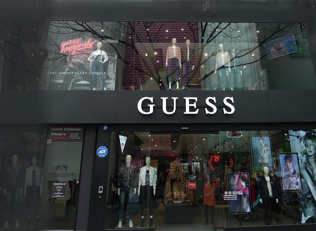 GUESS KOREA